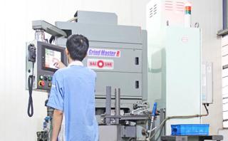 日本大昌精机株式会社制造的高精度立式双端面平面磨床
